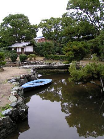 Onzanso-en: Boot für einen Ausflug