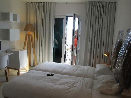 Hotel da Vila: Du blé comme tête de lit !