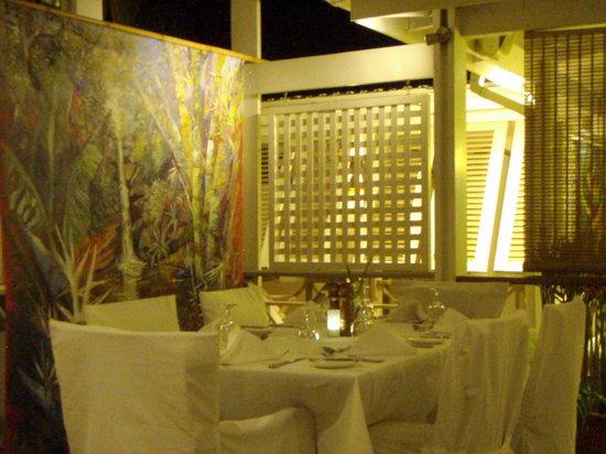 The Beach House Restaurant : Beach House interior