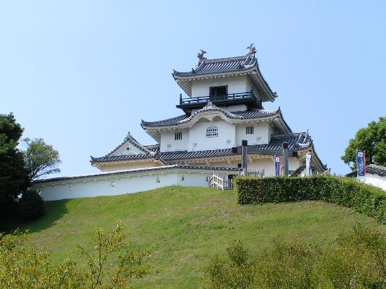 Burgturm von Kakegawa