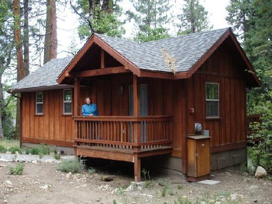 Evergreen Lodge at Yosemite: Our Cabin In The Pines