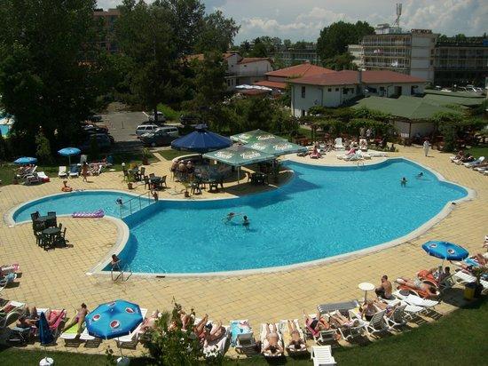 Hotel sredets bulgaria sunny beach reviews photos - Sunny beach pools ...