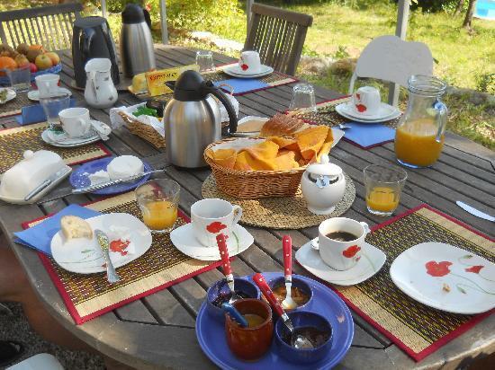 Aux Sources : Le petit -déjeuner