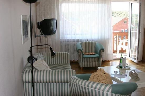Strandhotel Najade: Zimmer