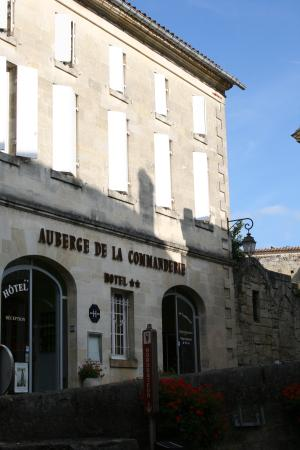 Auberge de la Commanderie: View of Saint-Emilion