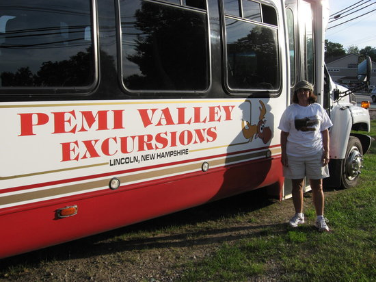 Pemi Valley Moose Tours