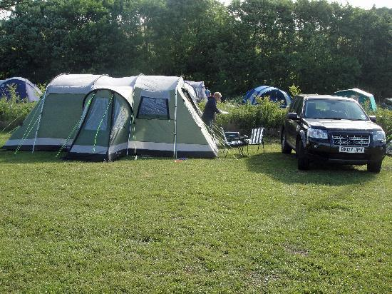 The Royal Oak Campsite