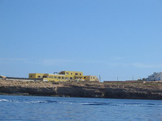 Hotel Mare Blu: l'hotel