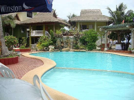 Landscaping By The Pool When They Have On It 39 S A Nice Water Fall Picture Of Treasures Of