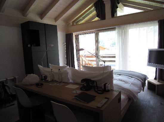 CERVO Zermatt: Room 510