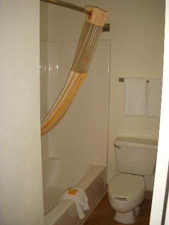 La Quinta Inn & Suites Tampa Brandon West: shower area