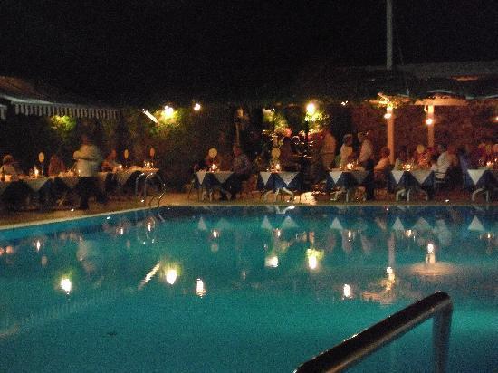 Best Western Hotel La Solara: Gala dinner