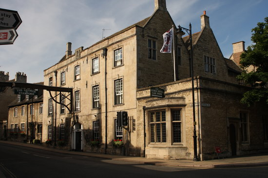 Stamford, UK : The George