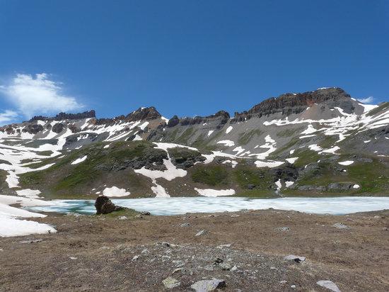 Silverton, CO: Ice Lake