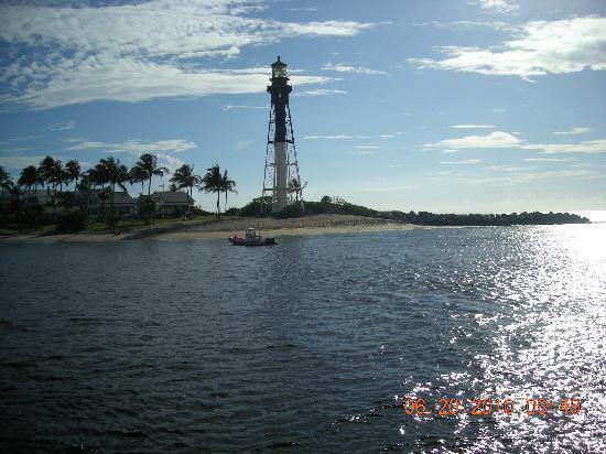 La Costa Beach Club Resort: Graet walking to the light house
