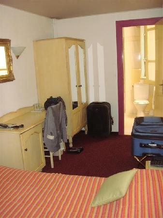 Hotel de France Invalides: Room 13