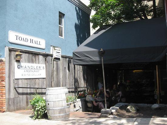 Chandler's A Restaurant: Restaurant