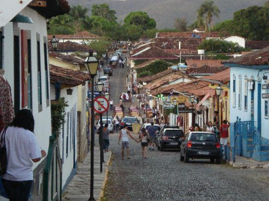 Pirenopolis, GO : Rua do lazer overview