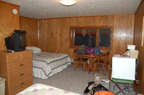 Eagle River Inn: Our Room