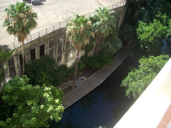Riverwalk View From Balcony Picture Of Drury Inn Suites San