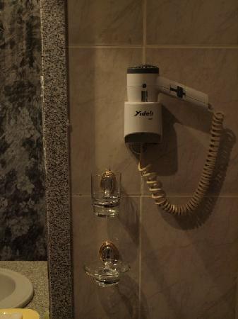 Mayorca Hotel: Room Bathroom
