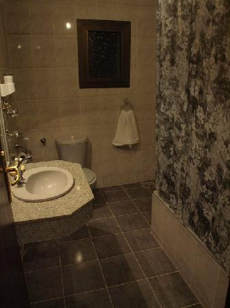 Mayorca Hotel: Room Bathroom