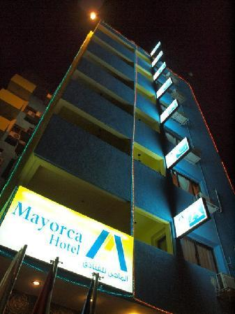 Mayorca Hotel: Hotel Outside View