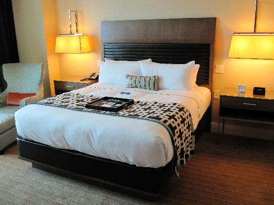 Fairmont Pittsburgh: most comfortable bed ever!