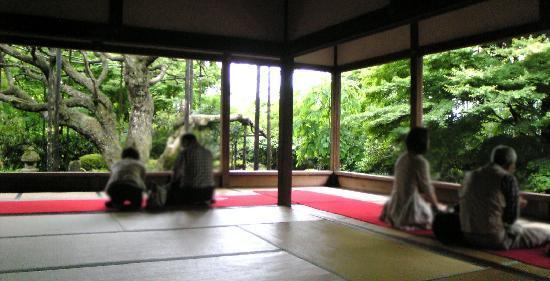 โอฮาระโนะซาโต้: 宝泉院