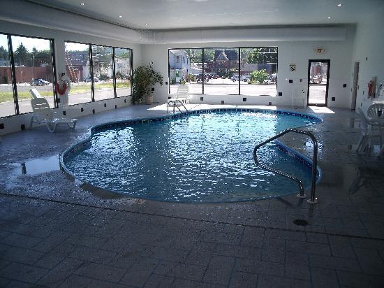 Holiday Inn Express Hotel & Suites Elkins: Pool
