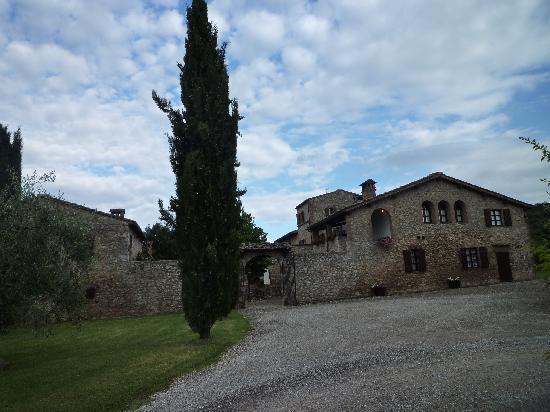 Borgo Gallinaio: Außenansicht