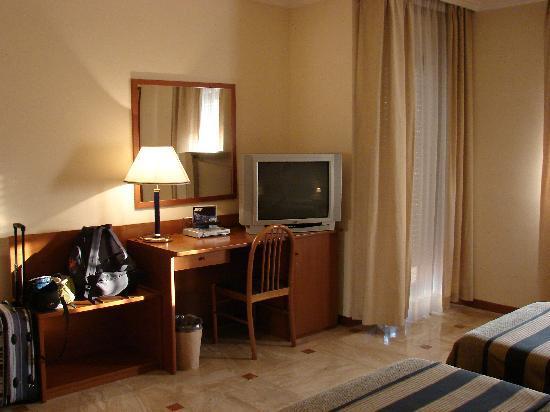 Hotel Palace 2000: La camera