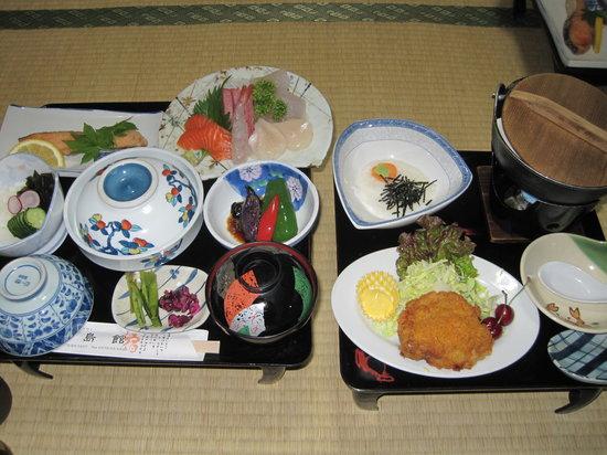 iijimakan: 夕食
