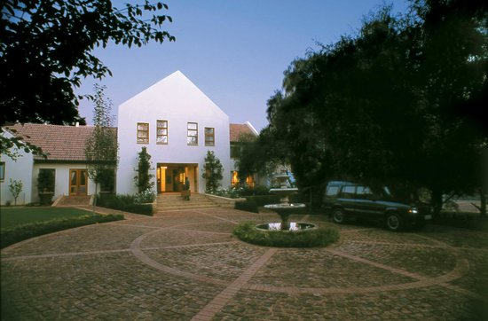 Budmarsh Country Lodge : Entrance to the lodge