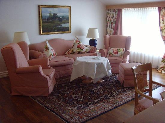 Hotel Dollenberg: Zimmer