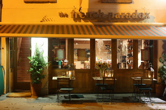 The French Paradox Wine Shop & Wine Bar