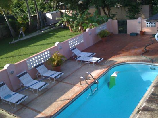 El Patio Guest House: Swimming Pool.