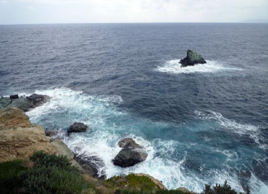 Sea Side Resort & Spa: Vue sur la mer