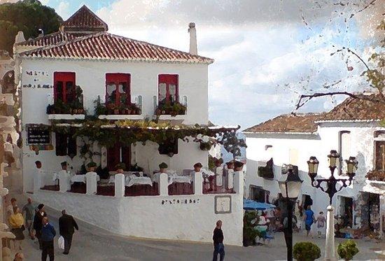 Restaurante El Mirlo Blanco