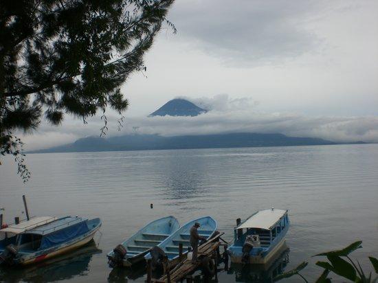 Lake Atitlan, Guatemala: wies from La Iguana Perdida