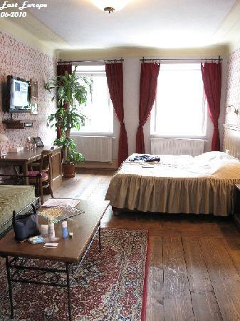 Hotel Riverside : Room