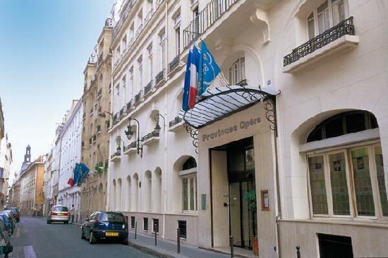 Hotel Provinces Opera: Hôtel Provinces Opéra