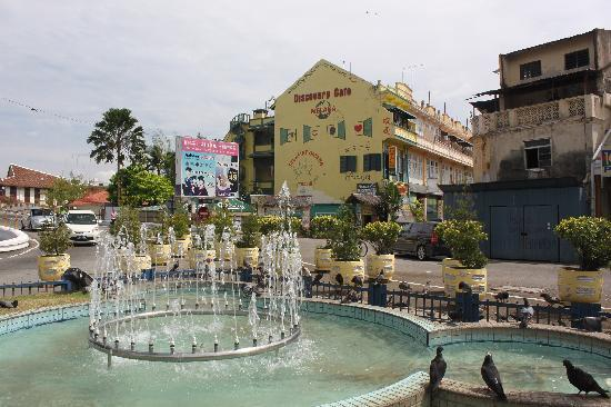 Discovery Cafe & Guest House: Discovery Cafe, Melaka