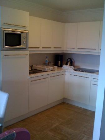 Nemea Residence Le Lido : la cuisine