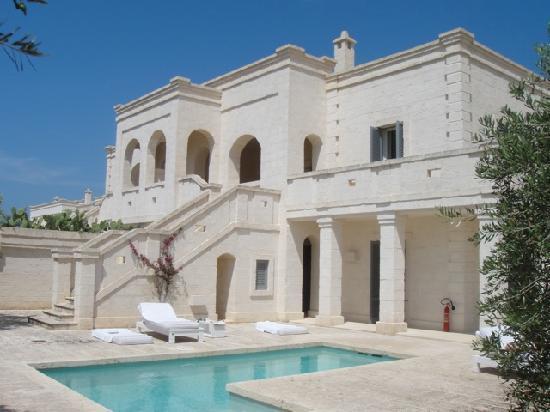 Borgo Egnazia : villa