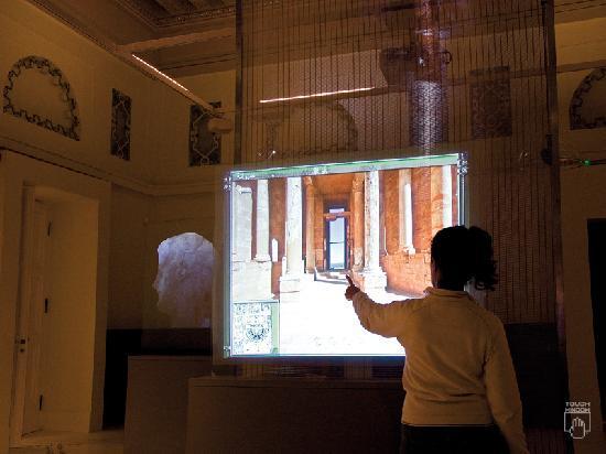 Tripoli's Jamahiriya Museum: Museo della Libia