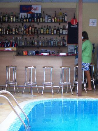 Italia : Pool/bar area