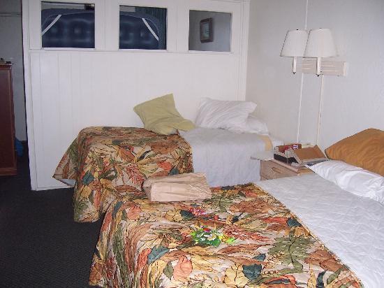 Surfs Inn: room