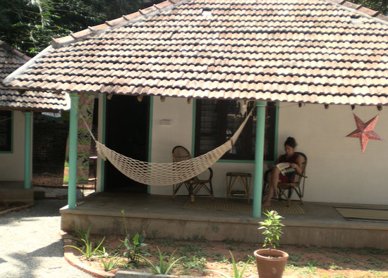 Hus Nordica Varkala: Rooms with private terraces
