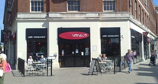 Vanilla - Town Centre Hull